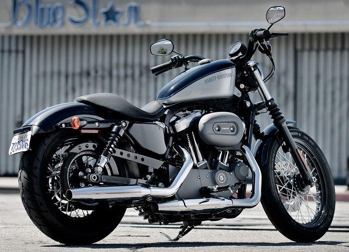 Harley-Davidson XL1200T SuperLow