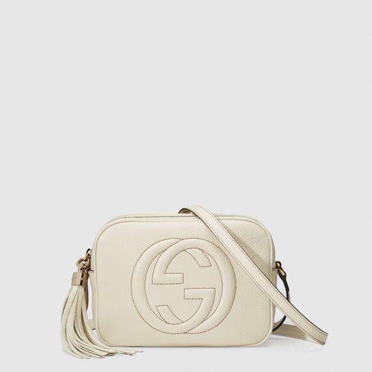 50720aa40099a Gucci Soho leather disco bag