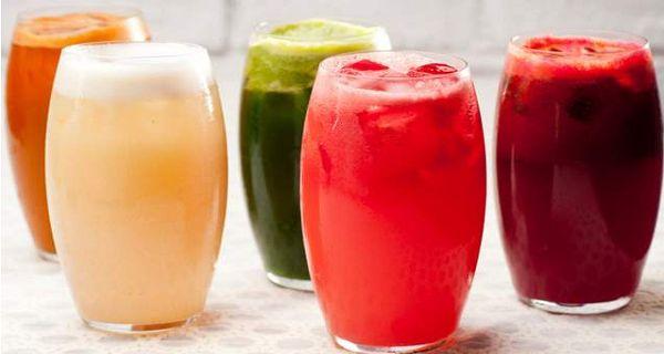 Top 8 léčivých ovocných a zeleninových džusů