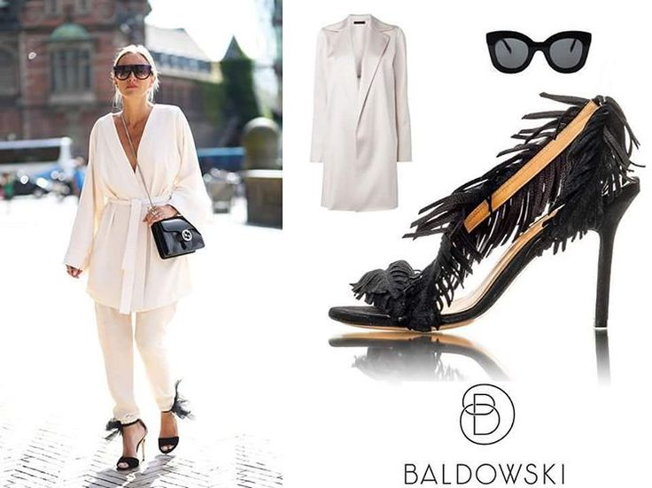 Get inspired with @baldowskiwb 👠💄 #baldowski #baldowskiwb #polishbrand #shoes #shoeaddict #shoelovers #getthelook #getinspired #fashioninspiration #streetwear #streetstyle #streetfashion #outfitoftheday #instagood #photooftheday #fashion #totallook #whiteisthenewblack