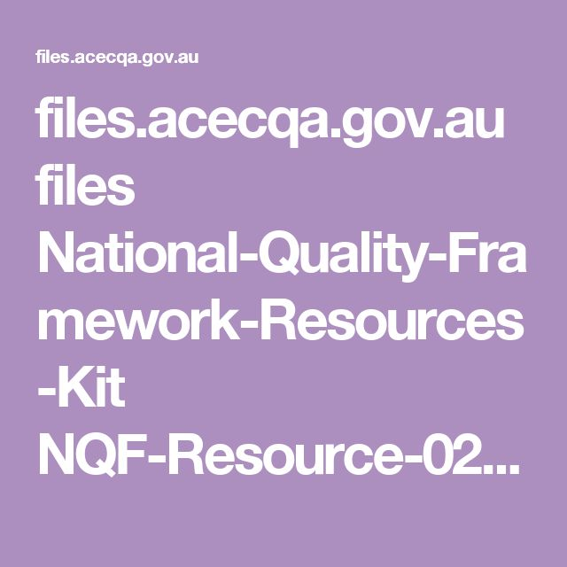 files.acecqa.gov.au files National-Quality-Framework-Resources-Kit NQF-Resource-02-Guide-to-ECS-Law-Regs.pdf