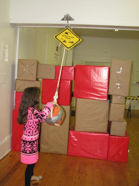 "Photo 1 of 38: Construction / Birthday "" Brayden's 3rd Birthday"" 