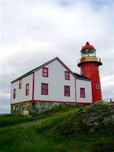 Ferryland Lighthouse, Ferryland, Newfoundland and Labrador