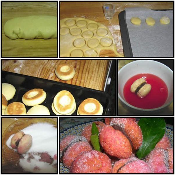Le ricette di Valentina & Bimby: PESCHE DOLCI RICETTA PASSO PASSO