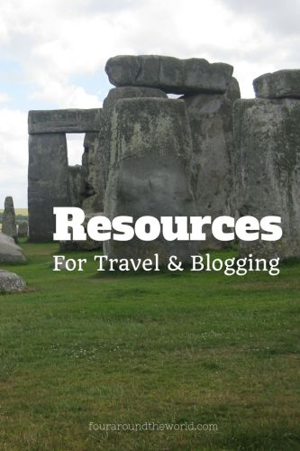 Travel and blogging resources we love to use! #travel #blogger