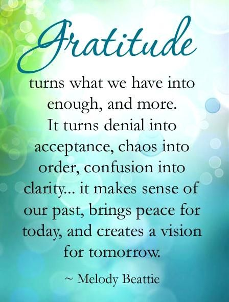 Inspiring Appreciation Gratitude Quotes