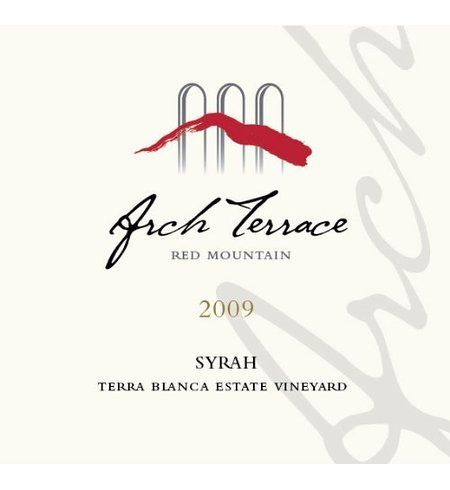 2009 Terra Blanca Arch Terrace Syrah 750 mL * Learn more by visiting the image link.
