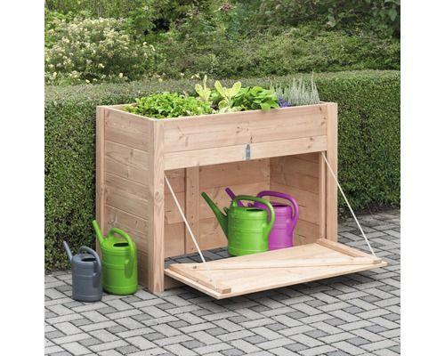 bildergebnis f r pflanzturm erdbeeren outdoor living garten garten ideen douglasie. Black Bedroom Furniture Sets. Home Design Ideas