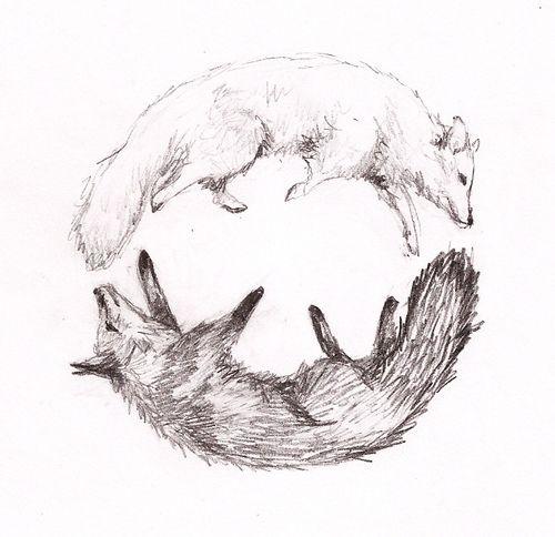 fox for life. #tattoo.