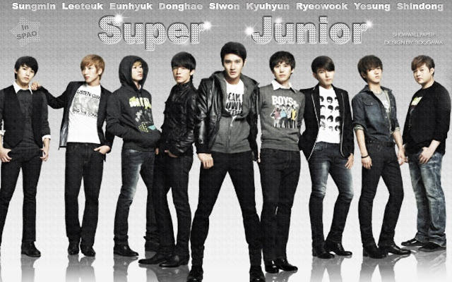 K•POP Idol Wallpaper: Super Junior Wallpaper 5 http://kpopidolwallpaper.blogspot.com