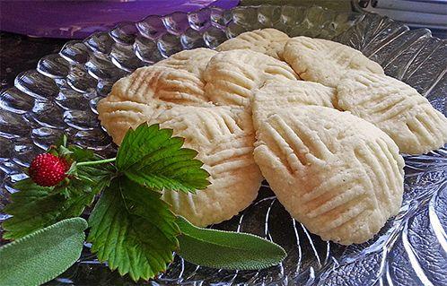 Печенье в микроволновке за 5 минут: рецепт песочного и овсяного - дом и семья
