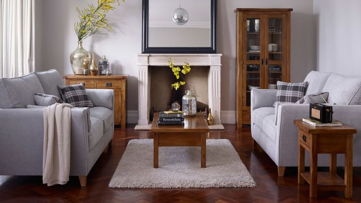 1000 Ideas About Oak Living Room Furniture On Pinterest
