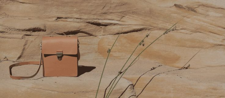 Plus Equals' tan satchel bag #cinemagraph - 50mm Prime, f11, 1/250