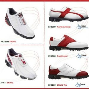 July 12, 2012    FOOTJOY BRAND AMBASSADORS TO WEAR CUSTOMISED SHOES AT OPEN CHAMPIONSHIP. FootJoy has announced that its brand ambassadors will be wearing specially-created FJ golf shoes at Royal Lytham & St Annes Golf Club as they compete to win this year's Open Championship.    http://www.leaderboardgolf.co.uk/golf-club-reviews/golf-clothing-reviews/footjoy-brand-ambassadors-to-wear-customised-shoes-at-open.html