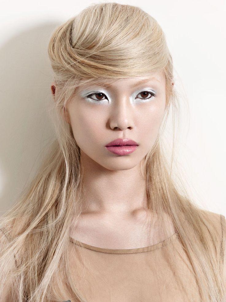 Amazing Blonde Lucie 68