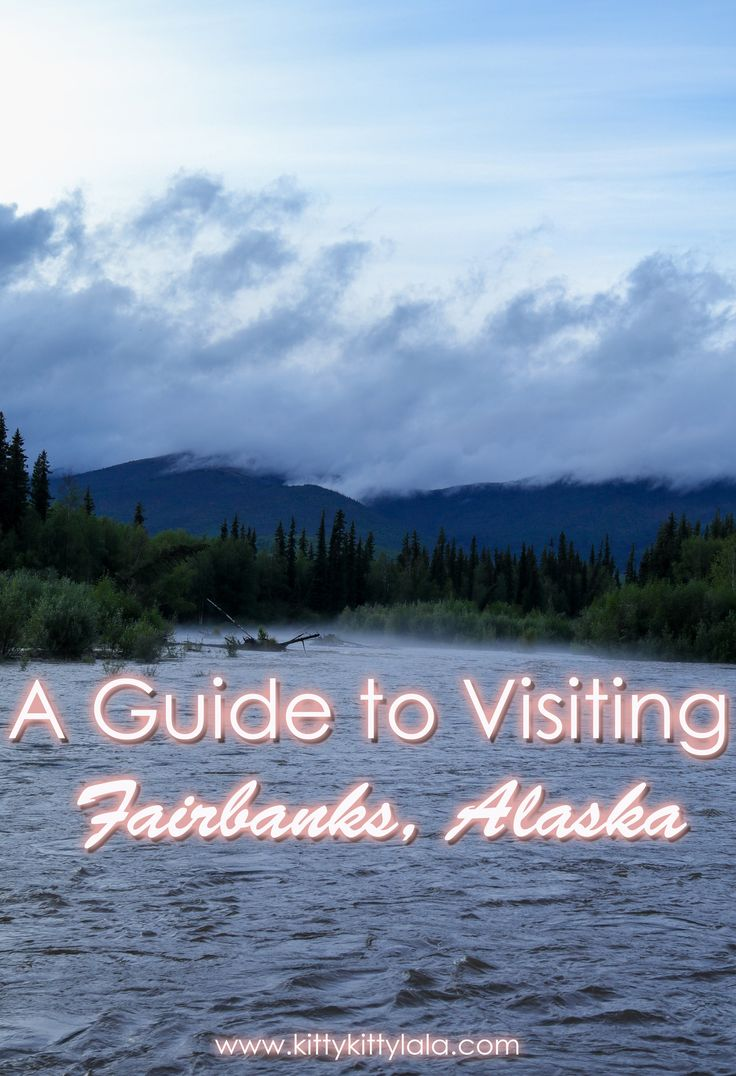 A Guide to Visiting Fairbanks, Alaska