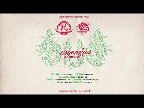 Bud Organizer Riddim – SKARRA MUCCI con il brano 'Bud Organizer' | Music in Black
