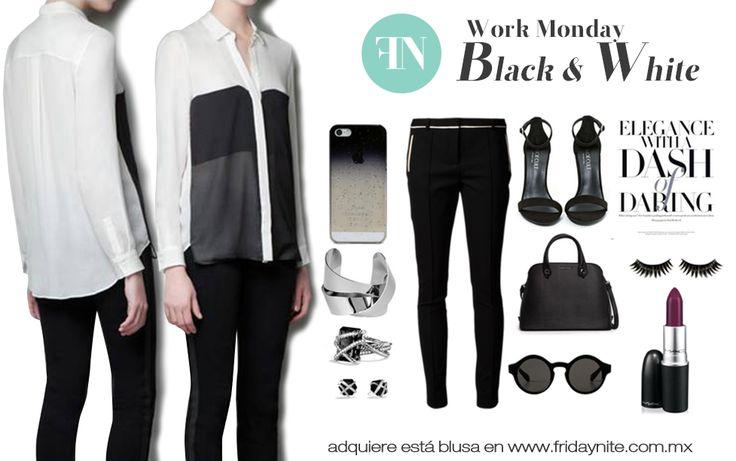 Aquí te damos una opcion para impresionar en cualquier junta de trabajo...y tu con que te lo pondrias?  http://fridaynite.com.mx/ar826.html #designyourself #newitems #fashiongirl #fashionkids #fashionmen