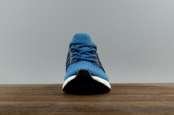 Free DHL Shipping Authentic Adidas Ultra Boost 3.0 Real Boost Blue BA8844 for Online Sale_03