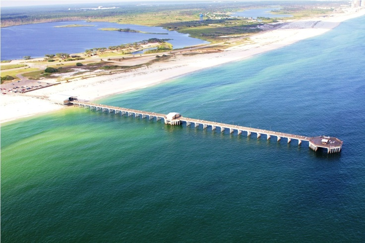 Gulf state pier vacation rental sites popular vacations