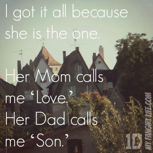 One Direction Four Lyrics - Steal My Girl