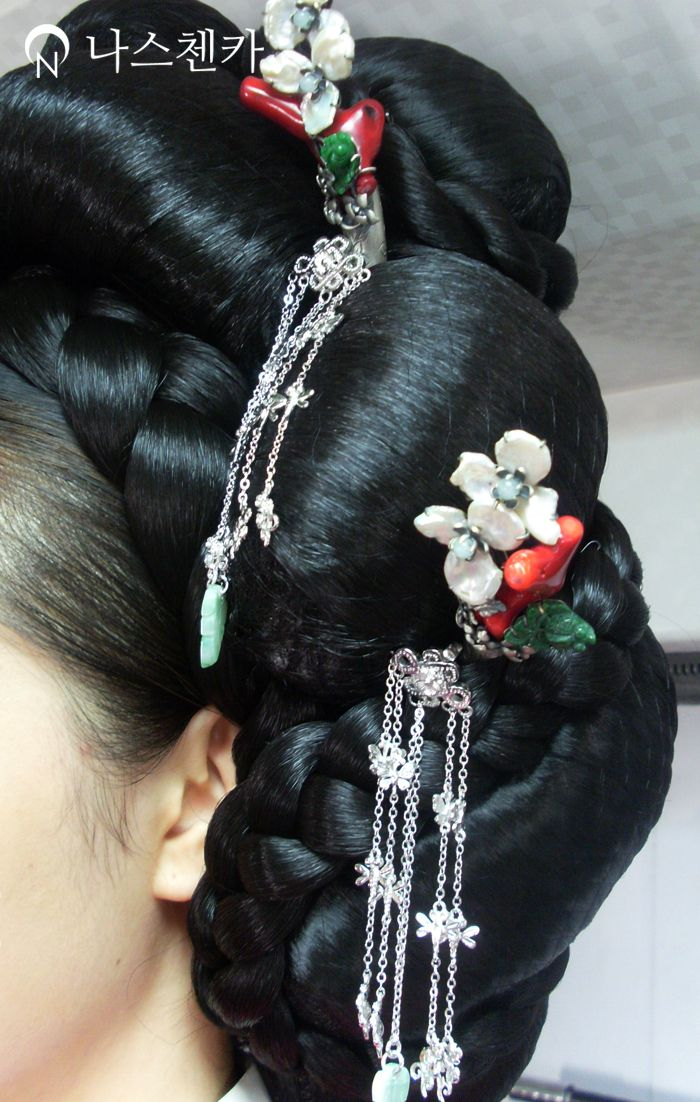 Korean hairpin