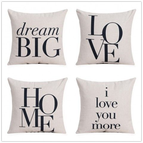 25 great ideas about letter pillow on pinterest letter for Living room 6 letters
