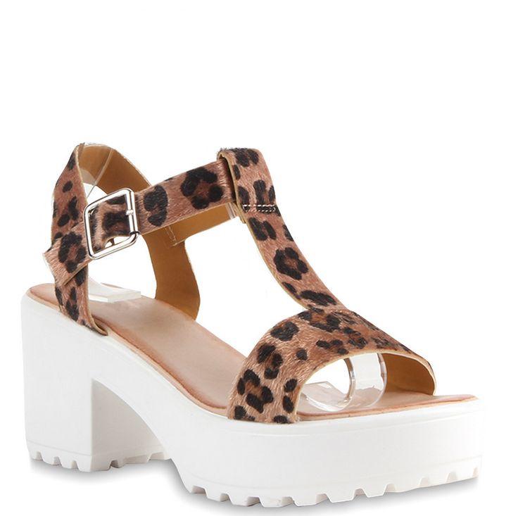 ber ideen zu leopard sandalen auf pinterest sandalen flache sandalen und schuhe. Black Bedroom Furniture Sets. Home Design Ideas