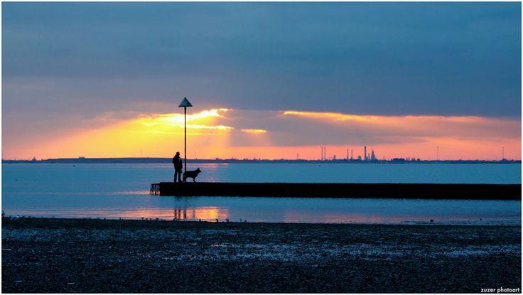 Sun Down by Zuzer Cofie on 500px