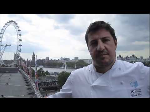 An Interview Claude Bosi of Hibiscus at The Cube By Electrolux