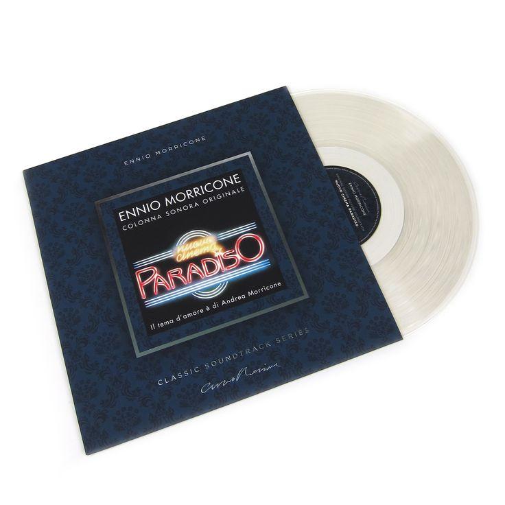 Ennio Morricone: Cinema Paradiso Soundtrack (Music On Vinyl 180g, Colored Vinyl) Vinyl LP