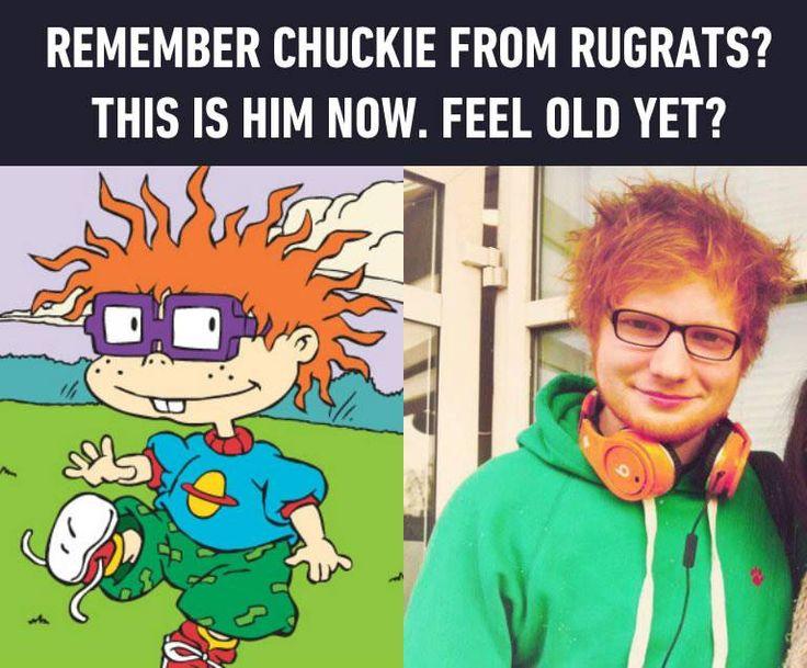 Remember Chuckie from Rugrats? http://ift.tt/2k75vhI