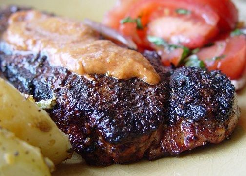how to make keg steak spice