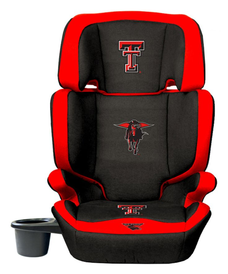 Take a look at this Texas Tech Red Raiders Two-in-One High-Back Booster Seat today!