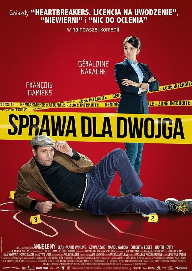 Sprawa dla dwojga (Je fais le mort, 2013) - recenzja filmu, opinie, obsada - Stopklatka.pl