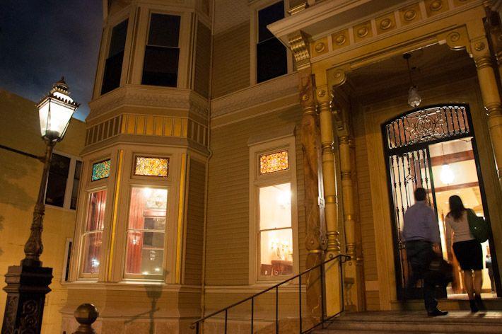 The Payne Mansion Hotel: indulgence in San Francisco