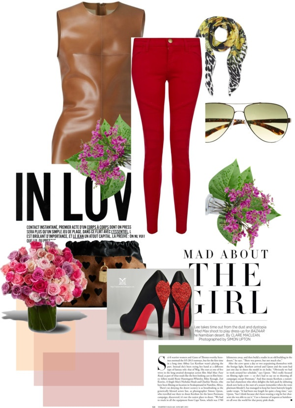 """""""In Spring Mood..."""" by athensfashionclub on Polyvore"""
