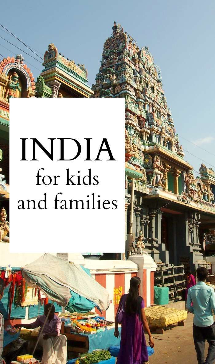 Traveling to and around India with kids or as a family can be challenging. We've done it, we love it. Read all about it on our India Travel Blog.