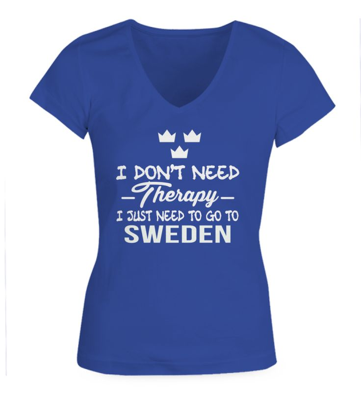 Feel the need for therapy? Go to Sweden instead!