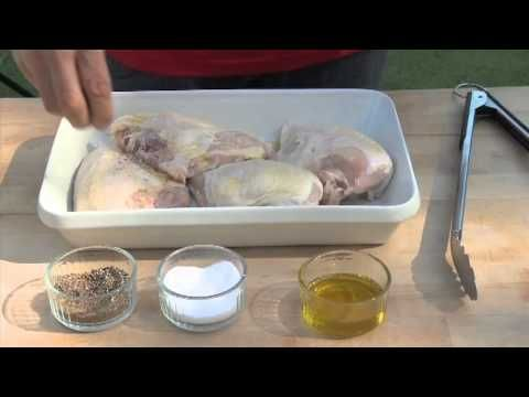 Grilling Bone-In Chicken. The simplest and easiest. You can't go wrong.