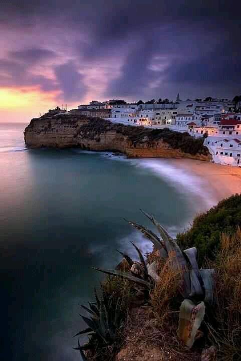 Carvoeiro Beach- Algarve, Portugal