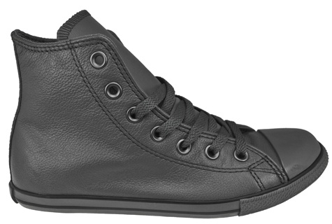 Converse slim HI leather