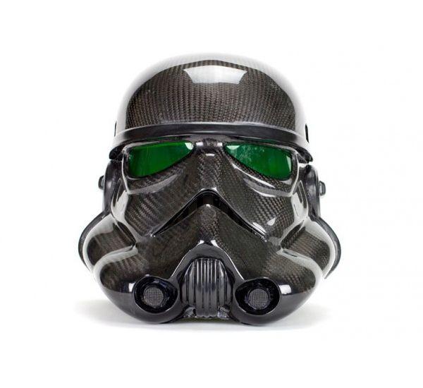 Casque Star Wars Stormtrooper by San Diego Composites