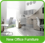 New office furniture & seating delivered and installed anywhere in mainland UK at no extra charge by professional fitters.