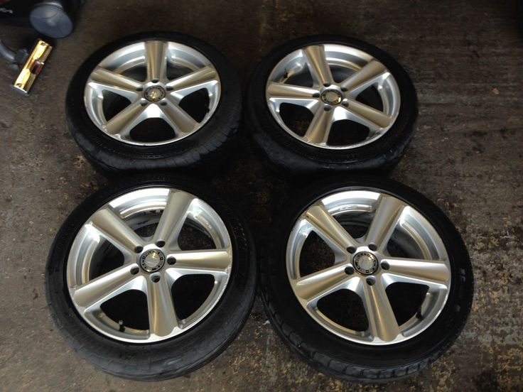 "17"" #alloys to fit vw caddy golf #passat #touran load rated ,  View more on the LINK: 	http://www.zeppy.io/product/gb/2/171548612075/"