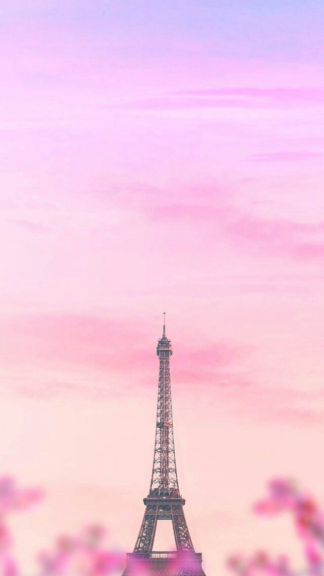 Pink Color Colorful Pastel Aesthetic Wallpaper Pretty Sweet Background Pinky Eiffeltower Pink Paris Wallpaper Paris Wallpaper Aesthetic Wallpapers