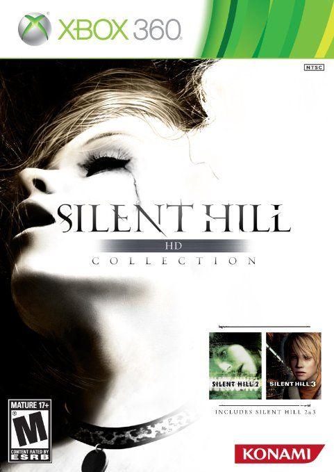 Amazon.com: Silent Hill HD Collection: Xbox 360: Video Games