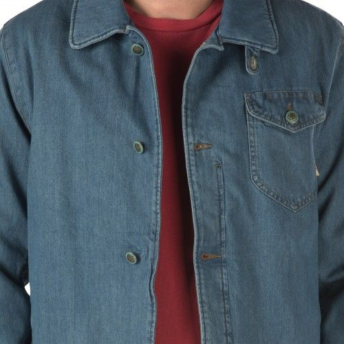 Vans Tulare Jacket Vintage Indigo Light