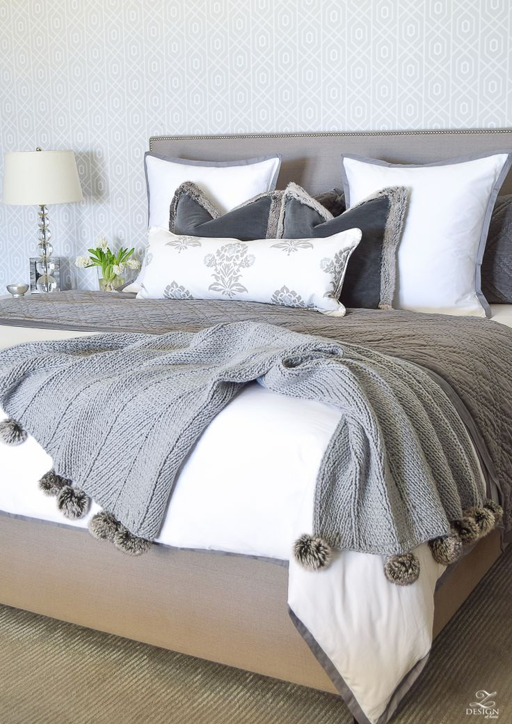 6 Easy Steps For Making A Beautiful Bed