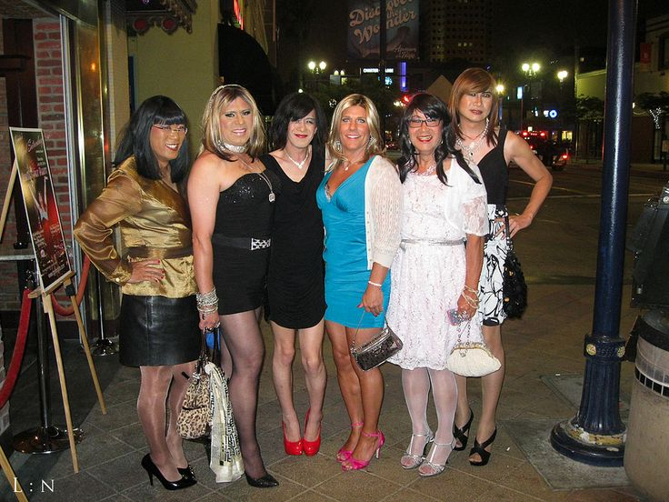 454 best Crossdressed - Out and about images on Pinterest